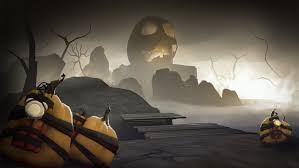 tf2 halloween background hd halloween will look more or less the same for team fortress 2