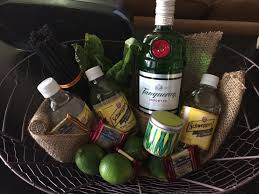 gin u0026tonic gift basket great thank you gift gifts pinterest
