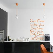 kitchen wall decals to reduce the money usage amazing home decor