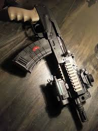 ak 47 laser light combo mini draco ak 47 pistol review blacksheepwarrior com