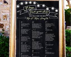 wedding table assignment board wedding table assignments board navy background wedding