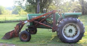 1966 oliver 1650 tractor item j3522 sold september 23 a