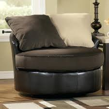 barrel chair with ottoman swivel chair living room furniture barrel chairs with ottoman round