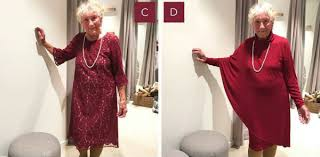 Choose The Simple But Elegant Help This 93 Year Old Bride Pick The Perfect Wedding Dress