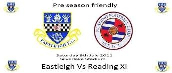 Eastleigh vs Reading