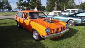 1976 chevy vega 1975 chevrolet vega wagon youtube