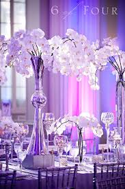Silver Wedding Centerpieces by Best 25 White Orchid Centerpiece Ideas On Pinterest Wedding
