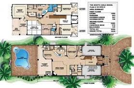 floor plans for narrow lots narrow lot house plans home design wdgg2 4020 g