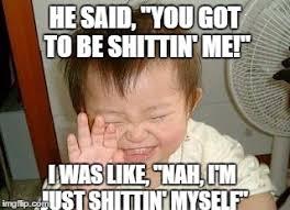 Baby Laughing Meme - asian baby laughing imgflip