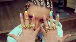 ke ha crazy kids nails tutorial nail designs tutorials