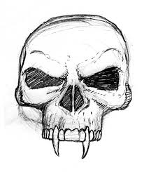 gallery drawing skulls sketches drawing art gallery