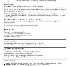 fire chief resume samples mesmerizing sample fire resume cv cover