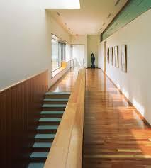 home interior design steps decoration ideas modern brown parquet flooring with green wooden