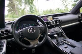 lexus is 300h norge test lexus is 300h f sport facelift bil og motorbloggen