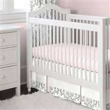 Elephant Crib Bedding Set Pink And Gray Elephants Crib Bedding Carousel Designs