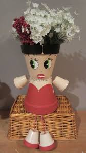 534 best pot heads images on pinterest clay pot people flower