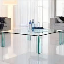 Modern Glass Coffee Tables Modern Metallic Coffee Tables