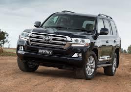 toyota land cruiser black the all new toyota land cruiser 2016 q motor