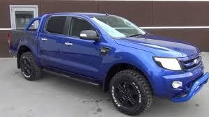 Ford Raptor Ranger - ford ranger xlt 4x4 raptor svp 2014 youtube