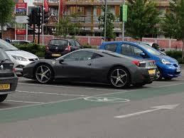 Ferrari 458 V8 - dream car spotter ferrari 458