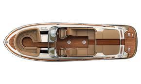 Car Plan View Naval Motor Chris Craft
