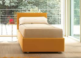 Modern Single Bed Frame Bonaldo Centouno Single Bed Contemporary Single Beds By Bonaldo