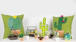 Creative Ways To Decorate Your Home 7 Unique Ways To Decorate Your Home With Cacti