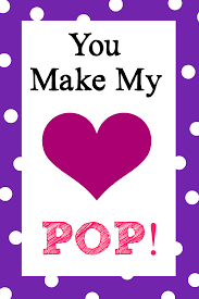 you make my heart pop valentine u0027s day idea crazy little projects