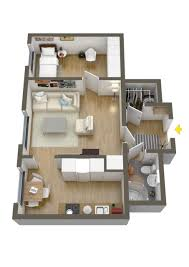 how to layout apartment a one bedroom apartment can be plenty of space if you know how to