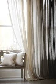 Interior Design Curtains by A Floral Printed Curtain Hangs In A Window In A Bedroom Ikea