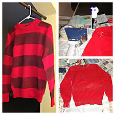 diy freddy krueger sweater diy u0026 crafts that i love pinterest