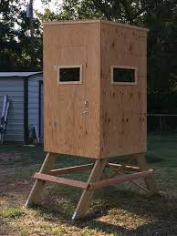 Hunting Ground Blinds On Sale New Wood Deer Blinds Stands 1 Man U0026 2 Man