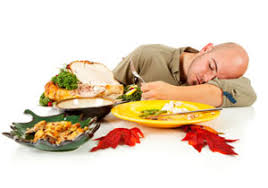 how to avoid the thanksgiving food coma