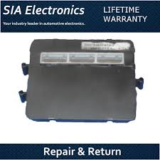 suzuki jeep 1990 jeep ecm repair and return sia electronics