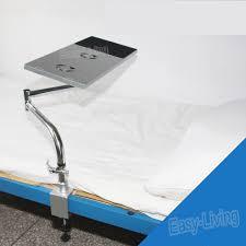 Laptop Desk Fan Bl Ok051 Bedside Cling Lazy Laptop Desk Holder With Usb Fan