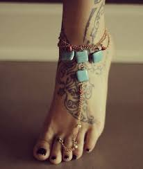 tribal foot ankle tat ink and andornment pinterest ankle tat