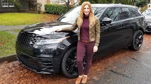 2018 range rover velar family tested youtube