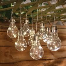 light bulb string lights lightware 10 retro light bulb solar string lights this is it stores uk
