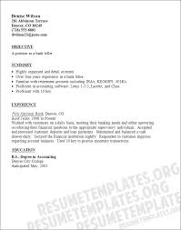 bank teller resume exle banking and insurance resume exles