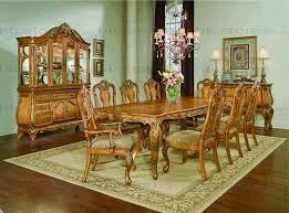 Legacy Dining Room Furniture Classic Furniture Versailles 5 Rectangular Leg Dining Set In
