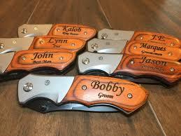 personalized pocket knife personalized pocket knife engraved knives for groomsmen