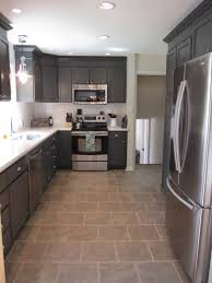 Gray Blue Kitchen Cabinets Kitchen Gray Color Kitchen Grey Kitchen Walls With Wood Cabinets