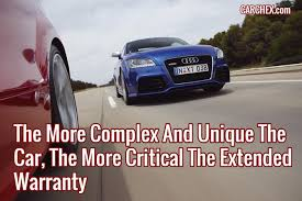 audi extended warranty worth it extended warranties are a necessity for complex cars