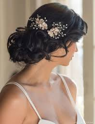 bridal hair pins bel aire bridal hair pins 1720 flower hairpins with delicate