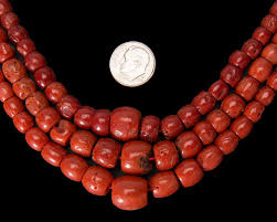 large red bead necklace images Coral beads mediterranean jewelry jpg