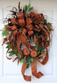 Halloween Wreathes 1259 Best Wreath Love Images On Pinterest Deco Mesh Wreaths