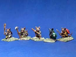 Splintered Light Miniatures More Splintered Light 18 20mm Woodland Warriors Root Around In