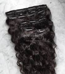 hair extensions online clip in hair extensions mocha brown wavy clip in hair