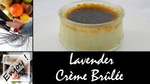 lavender crème brûlée the easy recipe youtube