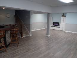 What To Put On Basement Floor by Basement Reveal Tixeretne